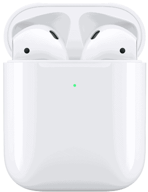 Tai Nghe Apple AirPods 2 with Wireless Charging Case Chính Hãng LL/A