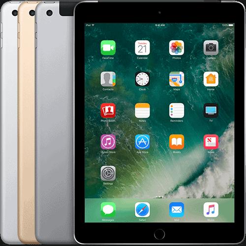 iPad Gen 5 2017 32GB Wifi + 4G – Like New | Hàng trưng bày