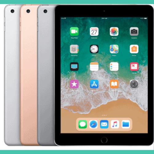 iPad Gen 6 2018 32GB Wifi + 4G – Like New | Hàng trưng bày