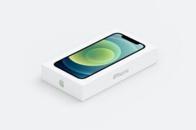 Apple iPhone 12 chính thức: màn hình OLED 6.1 inch, A14 Bionic, có 5G